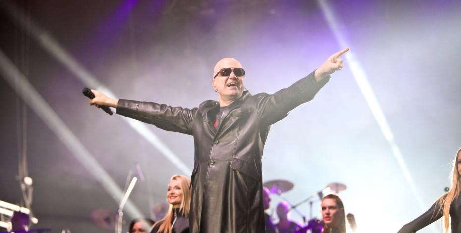 Концертът на Слави Трифонов и Ку-ку бенд на живо в Интернет Image