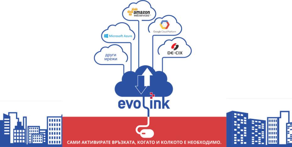 Нова услуга Cloud Connect. Директна връзка до глобални облачни ресурси Image