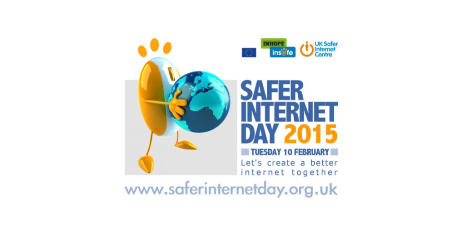 Today we celebrate the International Safer Internet Day Image