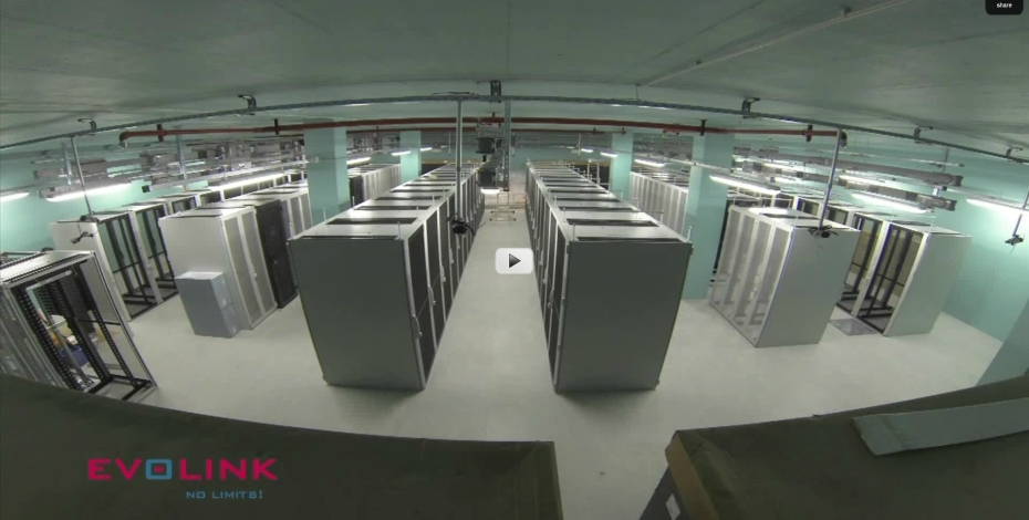 Изграждането на новия дейта център в 3 минути Image