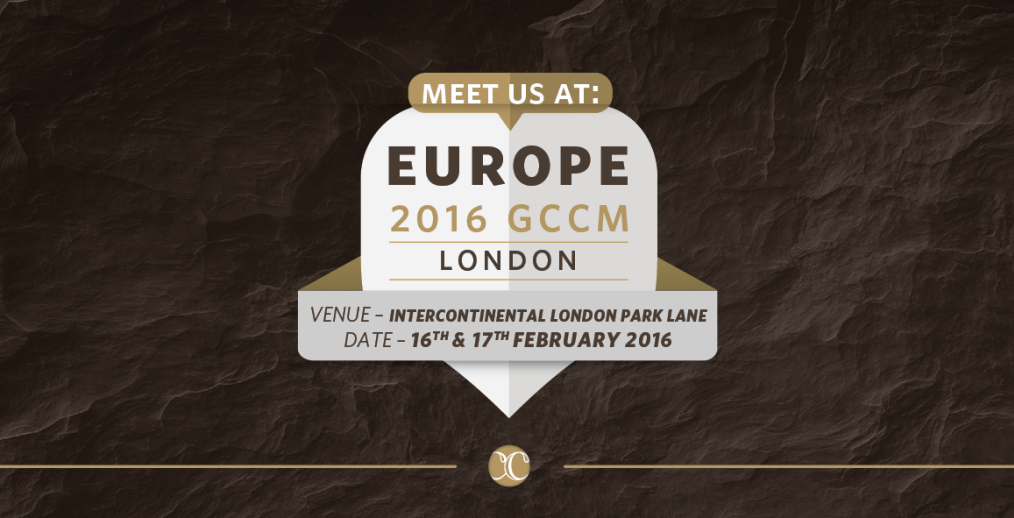 Meet Evolink team at GCCM 2016 in London Image 174