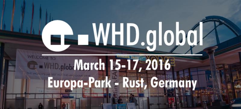 Meet Evolink team at WorldHostingDays.global 2016 Image